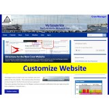 Customize Crew Manager Website